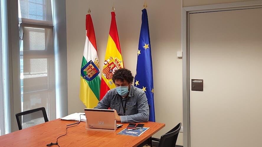 Gobierno de la Rioja reunión hostelería