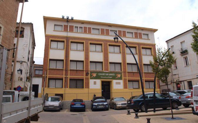 colegio san andrés calahorra