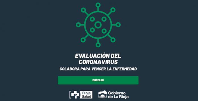 autoevaluación coronavirus la riioja
