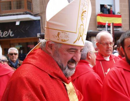 obispo carlos escribano