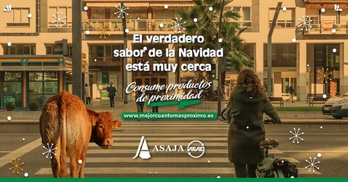 Navidad Arag ASAJA campaña consumo