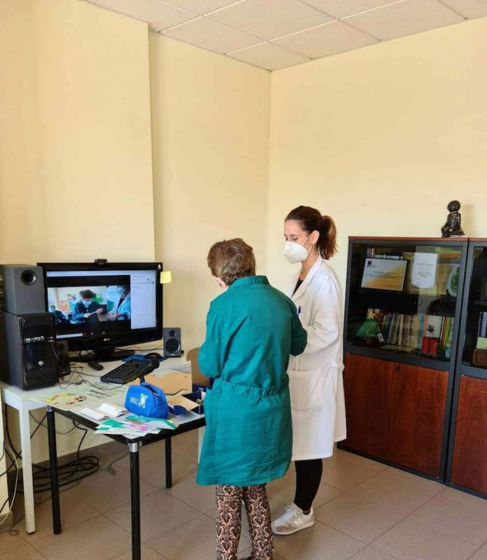 Videoconferencias con los centros escolares