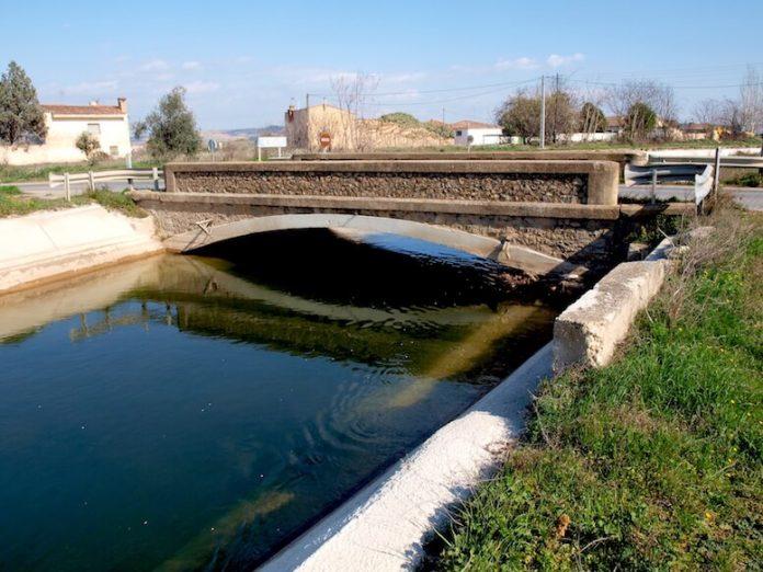 puente canal de lodosa