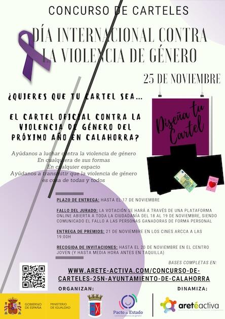concurso violencia género