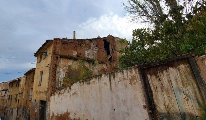 edificios para derribo Cuesta del Rufo