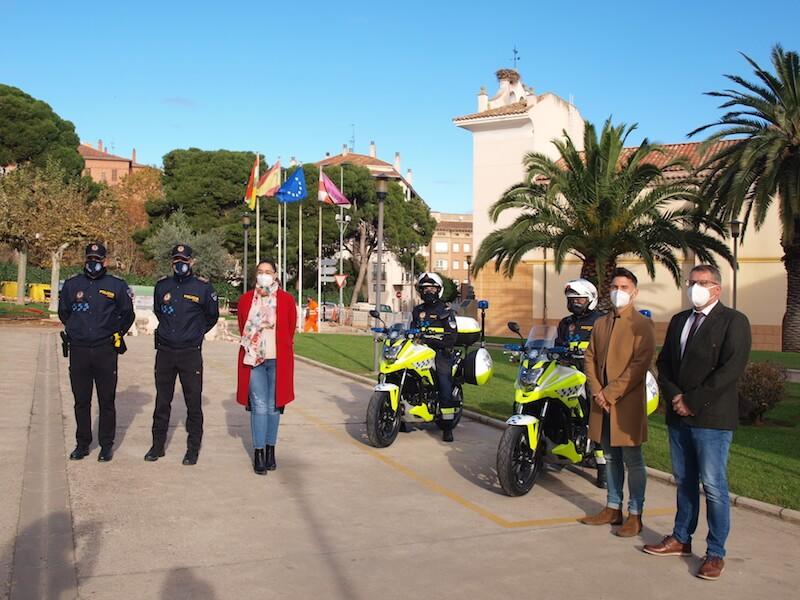 nuevas motos Policía Local 1