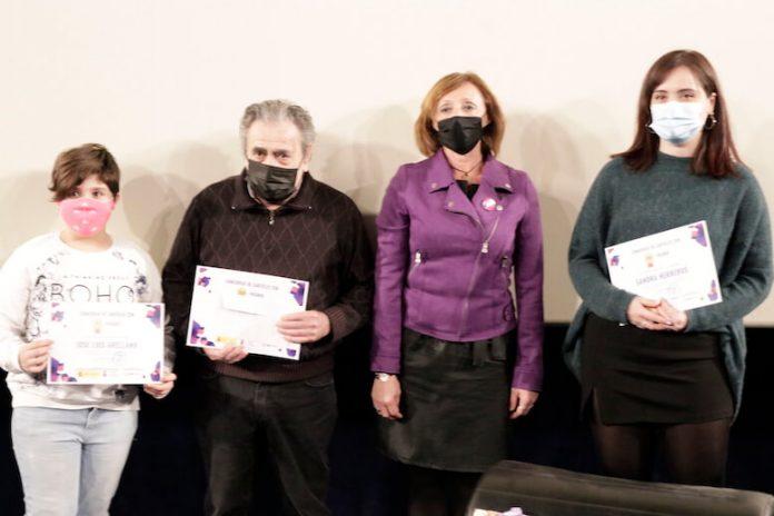 premiados concurso violencia género