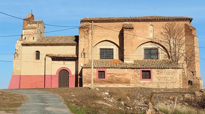 templo de Santa Catalina en Murillo de Calahorra copia