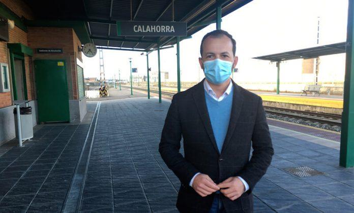 Pablo Baena estación Adif