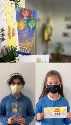 Alumnos de La Milagrosa premiados en diferentes concursos
