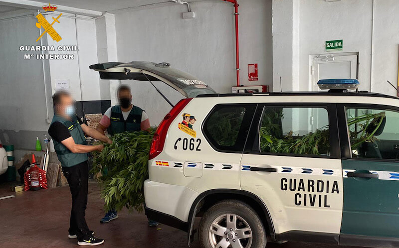 aprehensión marihuana Guardia Civil copia