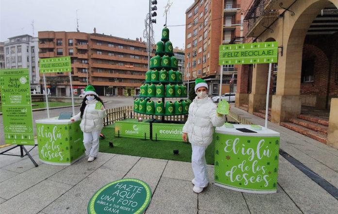 campaña Ecovidrio Navidad copia