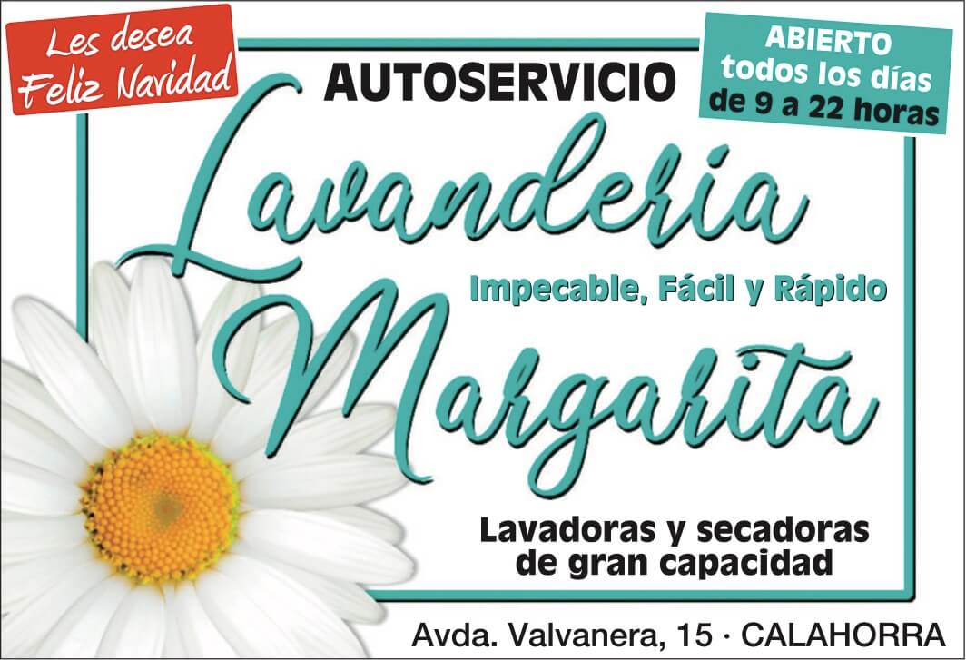 banner lavanderia margarita