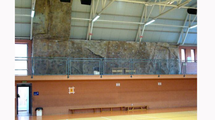 rocódromo bulder pabellón Quintiliano copia
