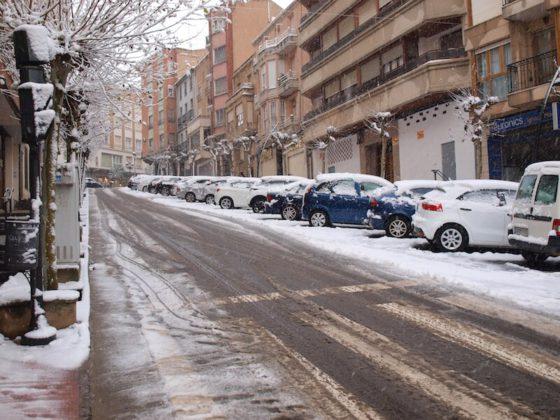 Calahorra nevada 9-01-2021