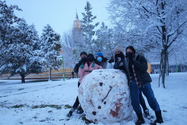 bola nieve catedral