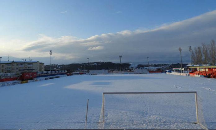 campo la planilla nevado