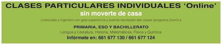 banner clases particulares