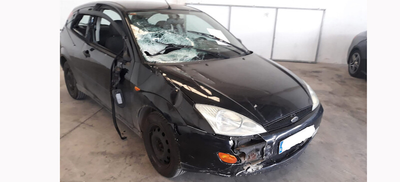coche accidentado 1