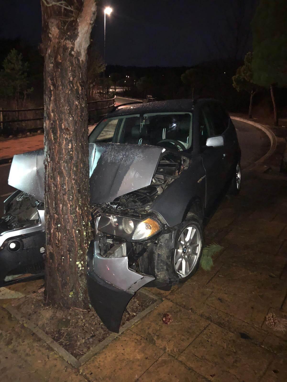 coche mario herrera accidente