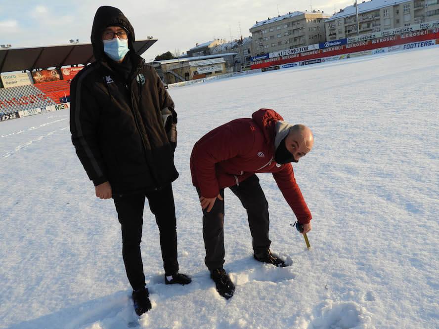 espesor nieve La Planilla