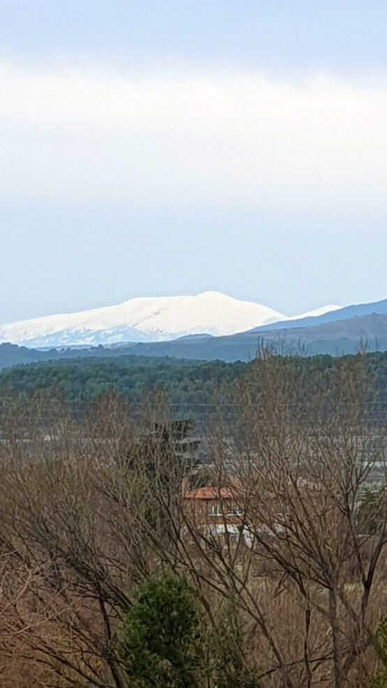 Isasa nevado