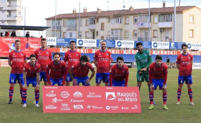 cd calahorra - Haro Deportivo