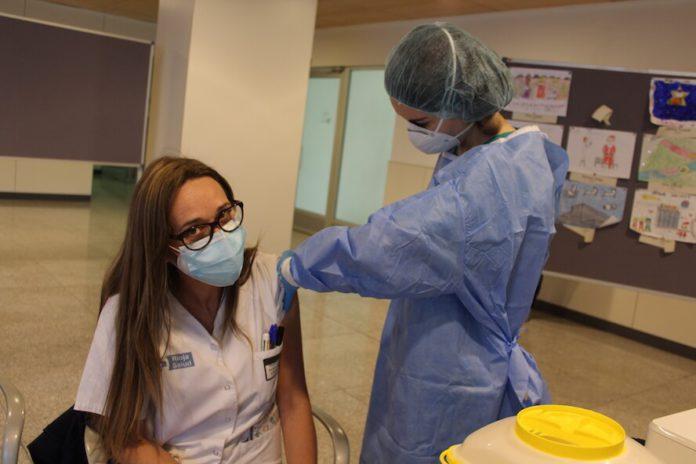 vacunación segunda dosis