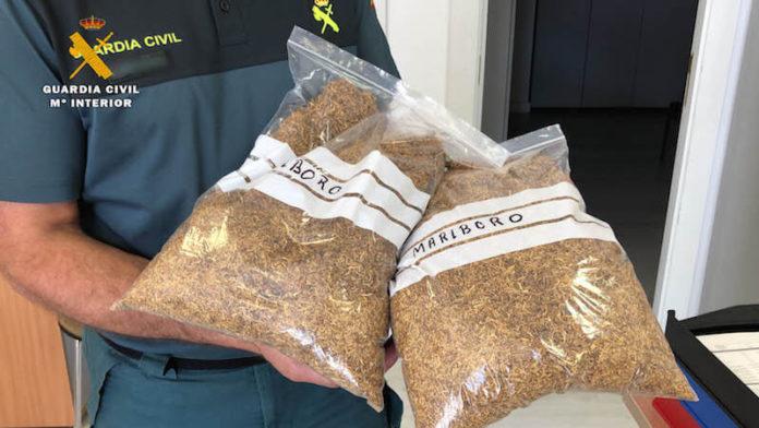 1-Picadura tabaco contrabando