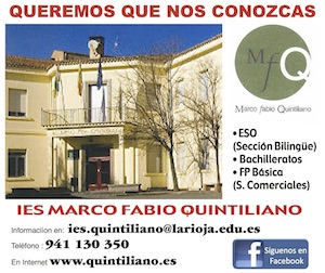 BANNER IES QUINTILIANO