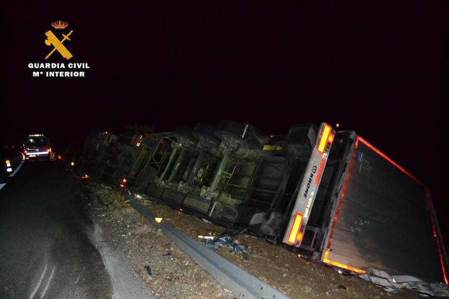 camión accidente 2