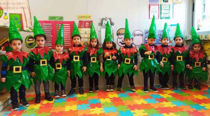 Carnaval 2021 colegio Quintiliano 1