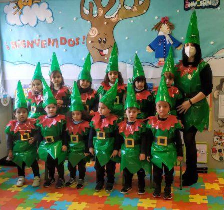 Carnaval 2021 colegio Quintiliano 2