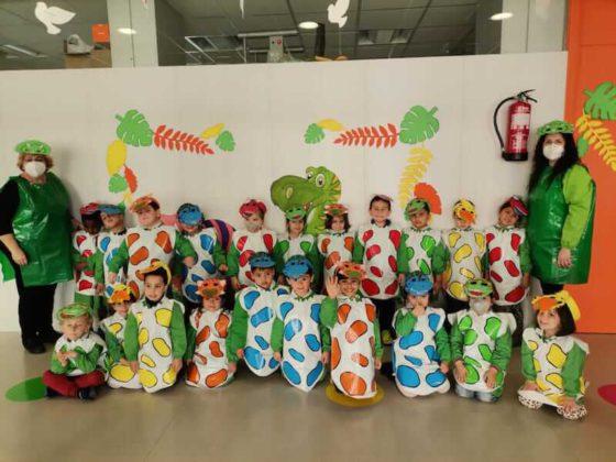 Carnaval 2021 colegio Quintiliano 3