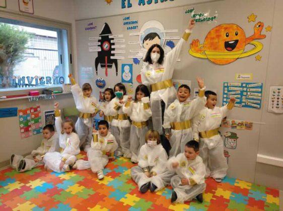 Carnaval 2021 colegio Quintiliano 6
