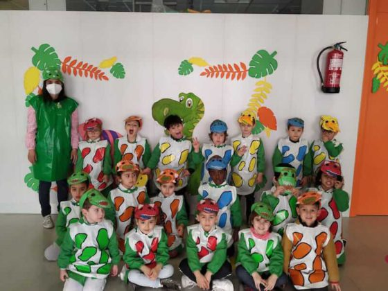 Carnaval 2021 colegio Quintiliano 7