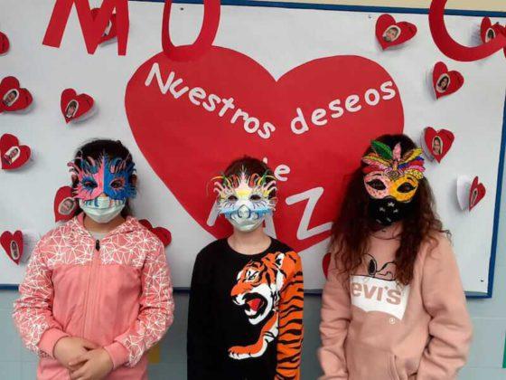 Carnaval 2021 colegio Quintiliano 8