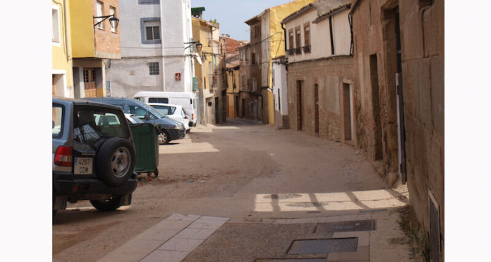 calle Arrabal