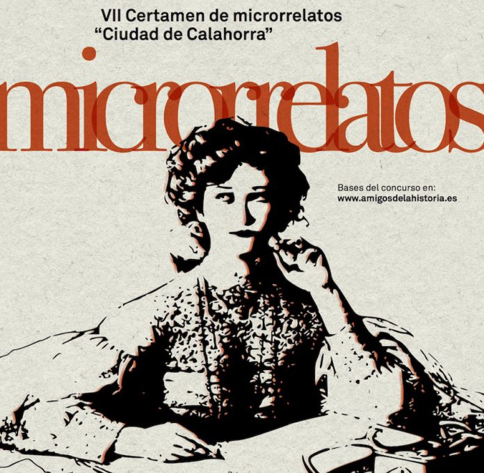 cartel microrrelatos