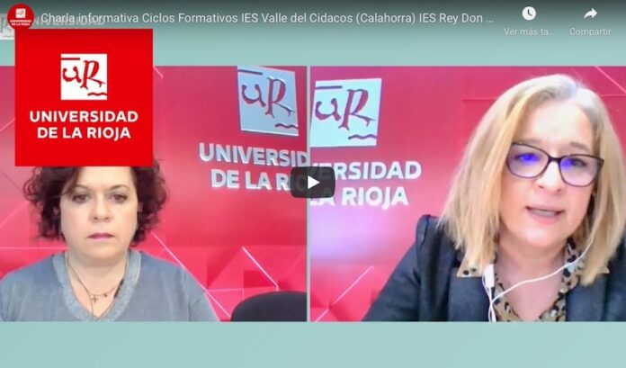 charlas online UER