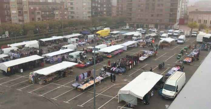 mercado del jueves en el solar del Silo