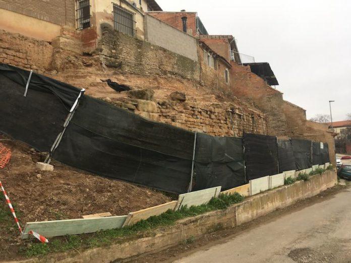 obras murallas romanas juan ramos