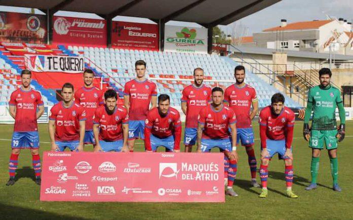 once inicial CD Calahorra-SD Logroñés