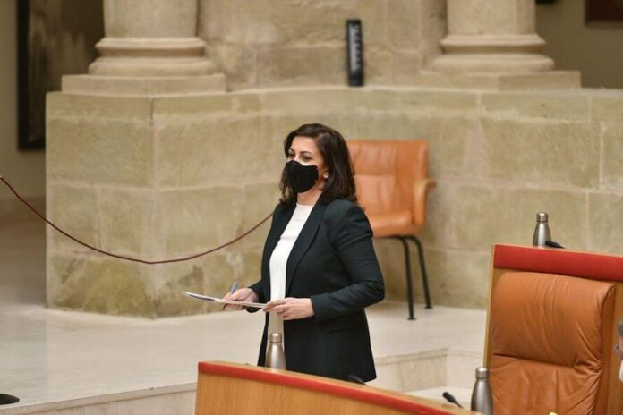 Andreu Presidenta Parlamento
