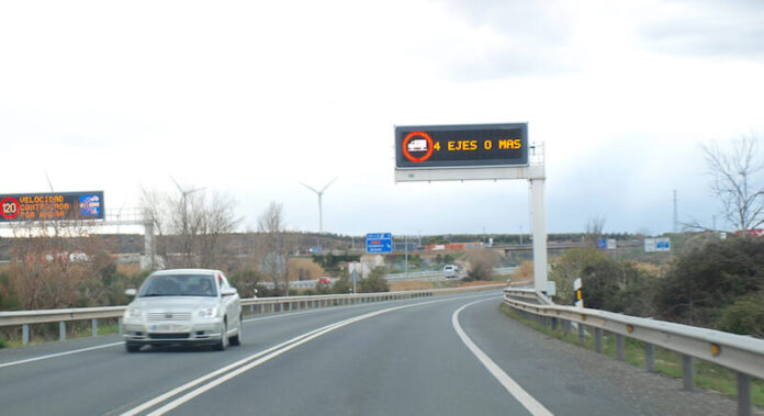 Carretera N-232