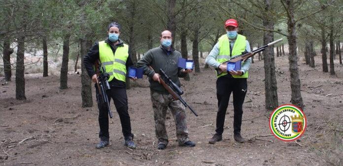 I Open Copa Invierno Hunting Field Taget Asociación Tiro Calahorra copia