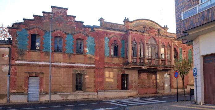 antigua fábrica envases