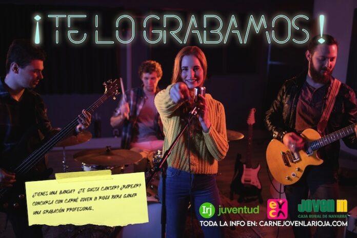 cartel TeLoGrabamos