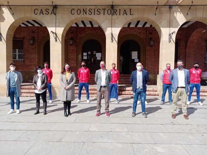 recepción oficial CD Calahorra 2 copia
