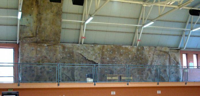 rocódromo bulder pabellón Quintiliano